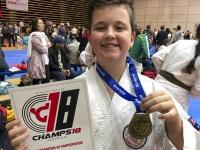 Jake Ayres, Karate champion