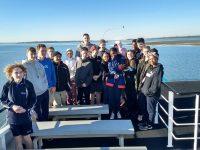 Year 11 Biology excursion to Stradbroke Island