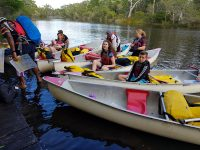 Year 9 Canoe Expedition