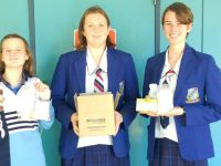 Students in the Ration Challenge