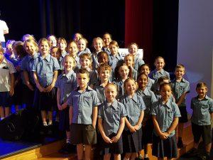 Primary Choir Performance