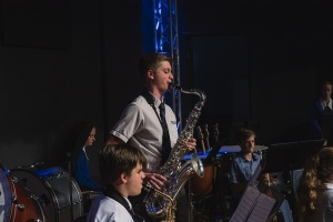 Best of Bands 2019 student musician