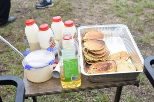 Challenge-Invictus breakfast