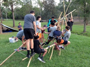 Challenge - The Next Step camps