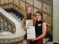 D of E Gold Award recipients