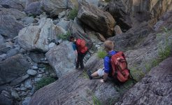 Duke of Edinburgh training hike