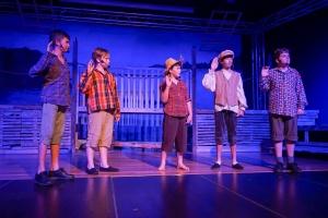 Huck Finn Drama Production