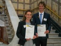 D of E Gold Award winners