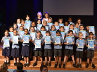 Premier's reading challenge group of student awardees