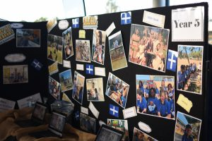 Display at Open Night