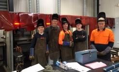 Students seeking careers in engineering
