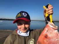 Year 8 Fishing Mastery Class