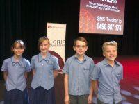 Northpine's Junior Student Leaders