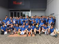 Yr 9 community service activity at Westfield
