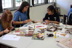Northpine students at QUT Uni Day