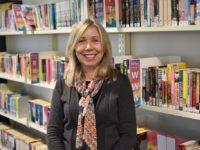 New Librarian Mrs Mamata