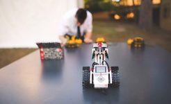 Robotics as part of challenge program