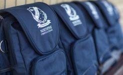 Northpine backpacks from Uniform Shop