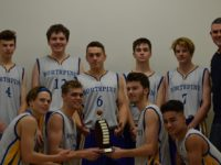 Senior Boys Team
