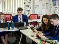 Students in Academic Success program