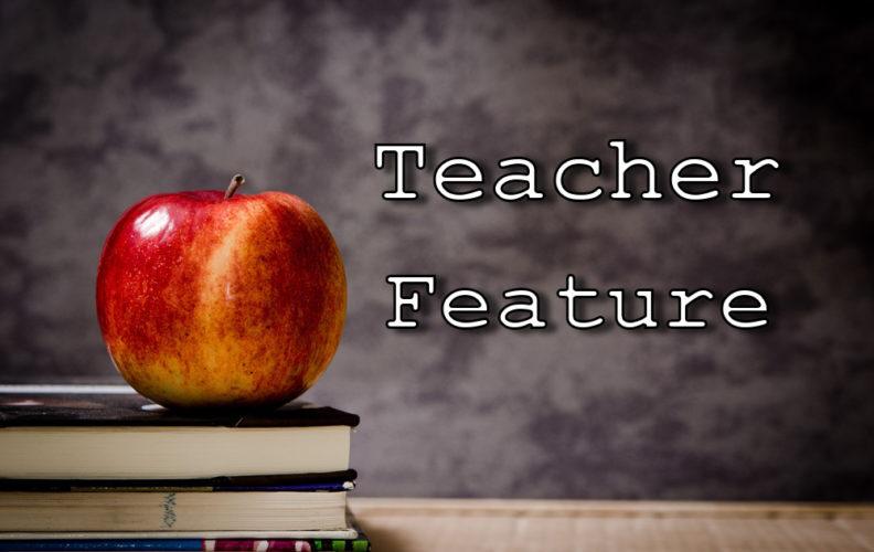 Teacher Feature Graphic