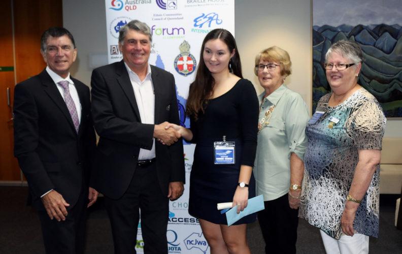 Tiffanie Turnbull earns bursary